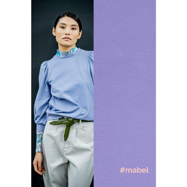 Strickstoff  Organic Denim Mabel