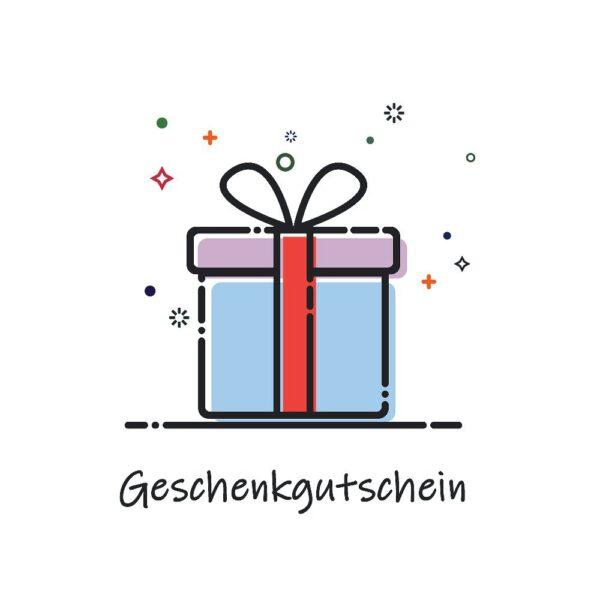 Geschenkgutschein zum Download
