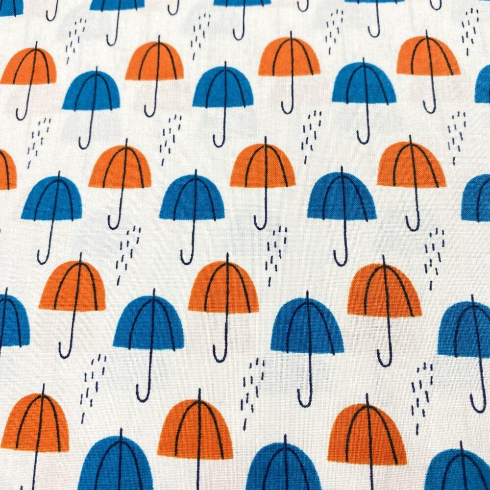 Baumwollstoff Umbrella Cloudfabrics