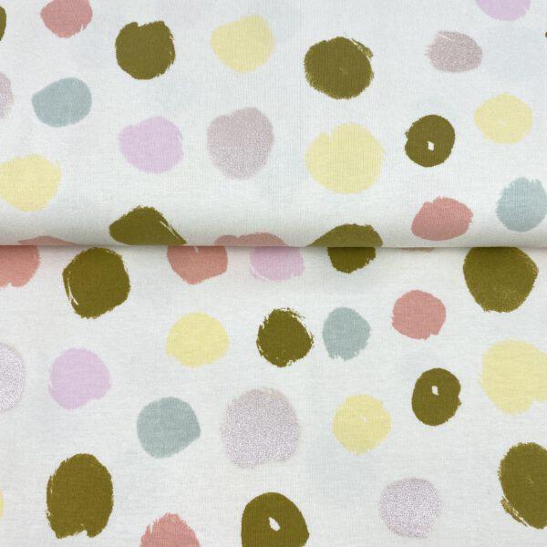 Soft Glitter Dots Jersey