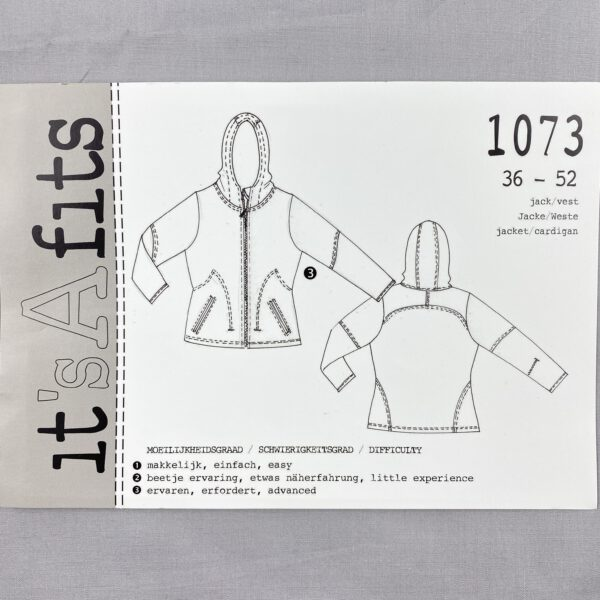 Its a fits Schnittmuster 1073 Jacke