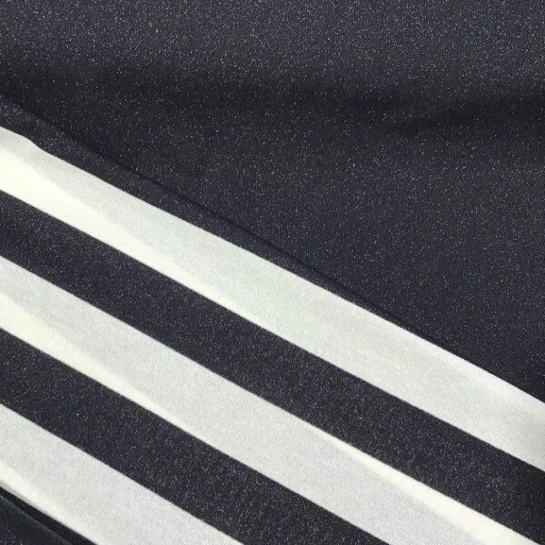 Glitter Stripes Fibre Mood
