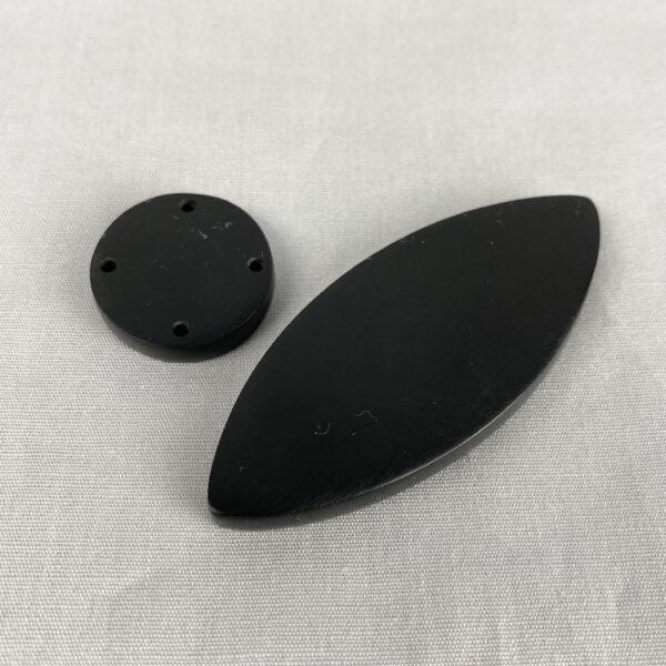 Magnetknopf Blatt