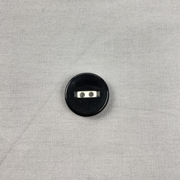 Knopf schwarz-weiß