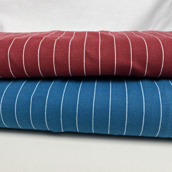 Denim Striped Organic