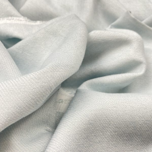 Webstoff Hellblau