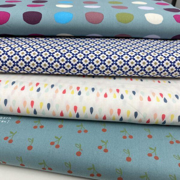Soft Popeline verschiedene Designs