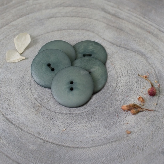 Palm Buttons- Cedar ATELIER BRUNETTE